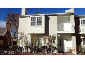 Property for sale at 646 Tam O Shanter, Las Vegas,  Nevada 89109