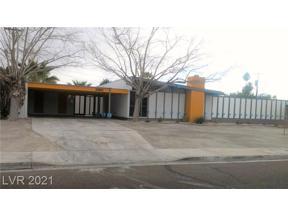 Property for sale at 3124 BURNHAM Avenue, Las Vegas,  Nevada 89169