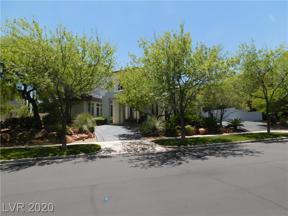 Property for sale at 8909 Greensboro Lane, Las Vegas,  Nevada 89134