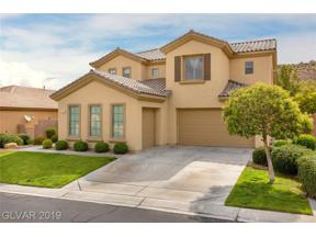 Property for sale at 17 Morninglow Pass, Henderson,  Nevada 89052