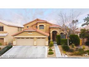 Property for sale at 1112 Ventura Hills Street, Las Vegas,  Nevada 89144
