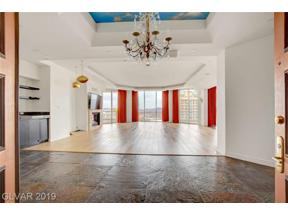 Property for sale at 2747 Paradise Road Unit: 3403, Las Vegas,  Nevada 89109