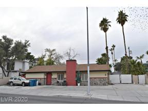 Property for sale at 3861 EASTERN Avenue, Las Vegas,  Nevada 89169