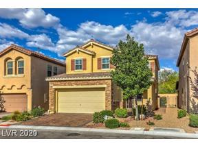 Property for sale at 34 Tribute Peak, Las Vegas,  Nevada 89148