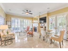Property for sale at 14 Via Visione Unit: 104, Henderson,  Nevada 89011