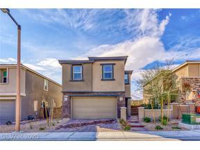 Property for sale at 917 Cirrus Cloud Avenue, Las Vegas,  Nevada 89138