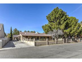 Property for sale at 5124 N VALADEZ Street, Las Vegas,  Nevada 89149