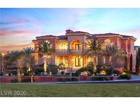 Property for sale at 19 EAGLES LANDING Lane, Las Vegas,  Nevada 89141