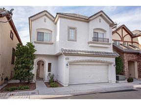 Property for sale at 323 Hollins Hall Street, Las Vegas,  Nevada 89145
