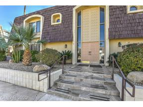 Property for sale at 915 Vegas Valley Drive Unit: 1, Las Vegas,  Nevada 89109