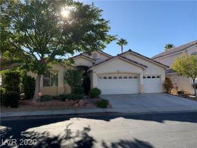 Property for sale at 1311 Rolling Sunset Street, Henderson,  Nevada 89052