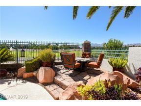 Property for sale at 1817 Corta Bella Drive, Las Vegas,  Nevada 89134