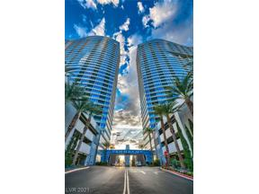 Property for sale at 4575 Dean Martin Drive 712, Las Vegas,  Nevada 89103