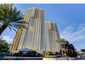 Property for sale at 145 E Harmon Avenue 2201, Las Vegas,  Nevada 89109