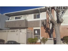 Property for sale at 639 Oakmont Avenue Unit: 3905, Las Vegas,  Nevada 89109