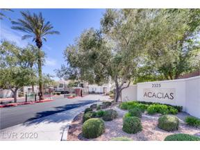 Property for sale at 2325 WINDMILL PW 814, Henderson,  Nevada 89074