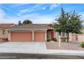 Property for sale at 2157 Arpeggio Avenue, Henderson,  Nevada 89052