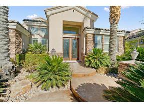 Property for sale at 5598 Exotic Rosette Avenue, Las Vegas,  Nevada 89139