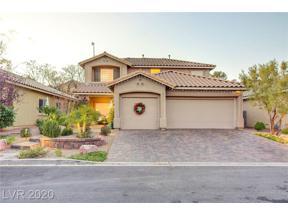 Property for sale at 809 Royal Elm Lane, Las Vegas,  Nevada 89144