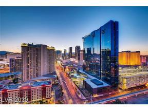 Property for sale at 125 E Harmon Avenue 2501, Las Vegas,  Nevada 89109