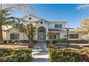 Property for sale at 7421 Real Quiet Drive, Las Vegas,  Nevada 89131