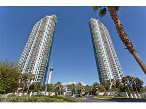 Property for sale at 222 Karen Avenue Unit: 2705, Las Vegas,  Nevada 89109