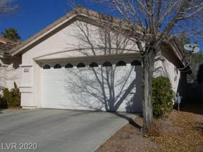 Property for sale at 217 Camelback Ridge Avenue, Henderson,  Nevada 89012