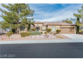 Property for sale at 2008 Colvin Run Drive, Henderson,  Nevada 89052