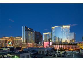 Property for sale at 4575 Dean Martin Drive Unit: 1107, Las Vegas,  Nevada 89103