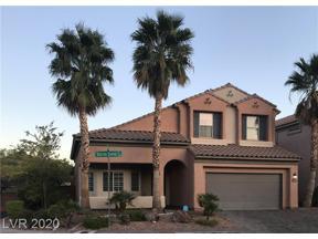 Property for sale at 956 Bonitos Suenos Street, Las Vegas,  Nevada 89138