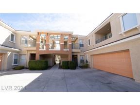 Property for sale at 830 Cozette Court 103, Las Vegas,  Nevada 89144