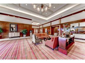 Property for sale at 135 East Harmon Avenue Unit: 1007, Las Vegas,  Nevada 89109
