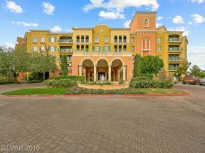 Property for sale at 30 Strada Di Villaggio Unit: 251, Henderson,  Nevada 89011