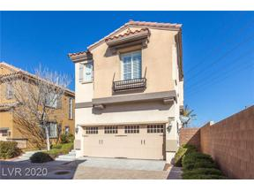 Property for sale at 2300 Malaga Peak Street, Las Vegas,  Nevada 89135