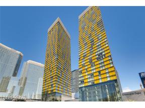 Property for sale at 3726 S LAS VEGAS Boulevard 3401, Las Vegas,  Nevada 89158
