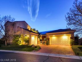 Property for sale at 4 Mallard Creek Trail, Henderson,  Nevada 89052