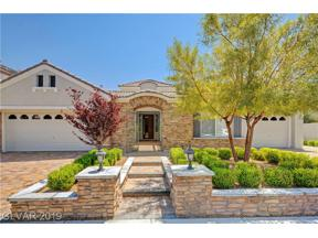 Property for sale at 308 Onyx Crest Street, Las Vegas,  Nevada 89145