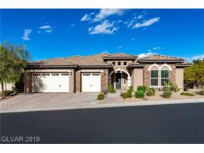 Property for sale at 2860 Saint Dizier Drive, Henderson,  Nevada 89044