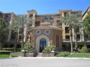 Property for sale at 20 Via Mantova Unit: 201, Henderson,  Nevada 89011