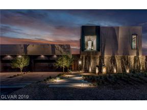 Property for sale at 6920 Stargazer Ridge Court, Las Vegas,  Nevada 89118