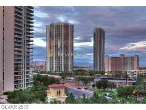 Property for sale at 322 Karen Avenue Unit: 907, Las Vegas,  Nevada 89109