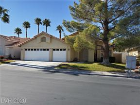 Property for sale at 2525 SUNSET BEACH Lane, Las Vegas,  Nevada 89128