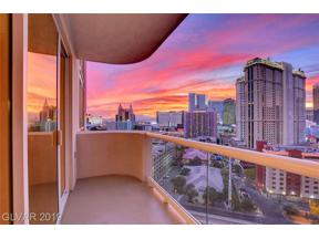 Property for sale at 135 Harmon Avenue Unit: 1401/1403, Las Vegas,  Nevada 89109