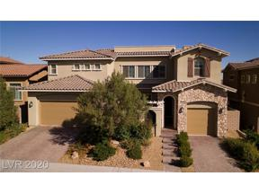 Property for sale at 374 Capistrano Vistas Street, Las Vegas,  Nevada 89138