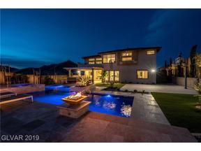 Property for sale at 11091 Emory Oak Drive, Las Vegas,  Nevada 89138
