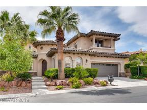 Property for sale at 2167 Orchard Mist Street, Las Vegas,  Nevada 89135