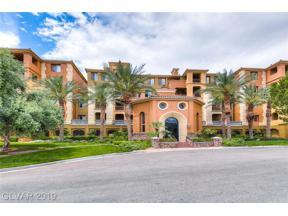 Property for sale at 20 Via Mantova Unit: 106, Henderson,  Nevada 89011