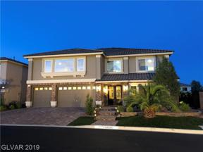 Property for sale at 10926 Gaelic Hills Drive, Las Vegas,  Nevada 89141