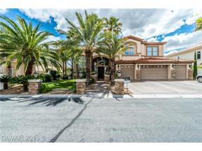 Property for sale at 4950 Mountain Creek Drive, Las Vegas,  Nevada 89148