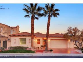 Property for sale at 2846 Soft Horizon Way, Las Vegas,  Nevada 89135